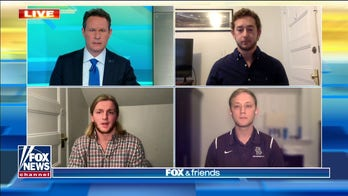 Brown University baseball players react to Ivy League cancellation of spring sports