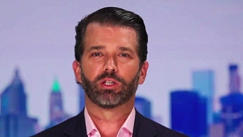 Trump Jr. defends president's drop in polls, dings Biden's populist 'made in America' plan