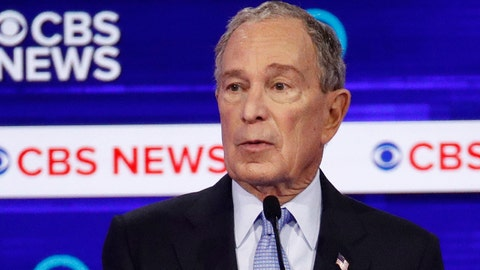2020 hopeful Mike Bloomberg says he 'bought' the 40 newly elected House Democrats