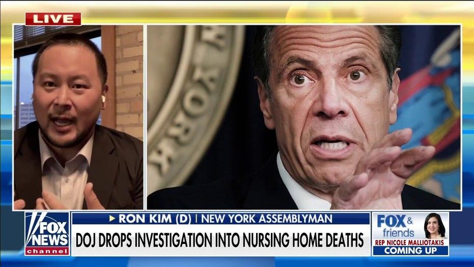 Democrat assemblyman slams Gov. Cuomo for 'cruel victory lap' after DOJ announcement on nursing homes probe