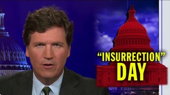 Tucker Carlson: Media will never admit there was no insurrection