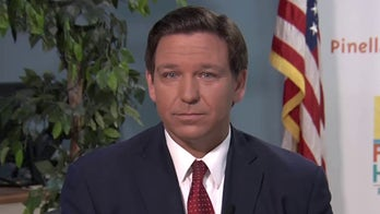 Florida Gov. DeSantis on COVID-19 vaccine rollout: 'We're putting our seniors first'