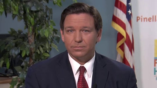 Florida Gov. DeSantis on COVID-19 vaccine distribution