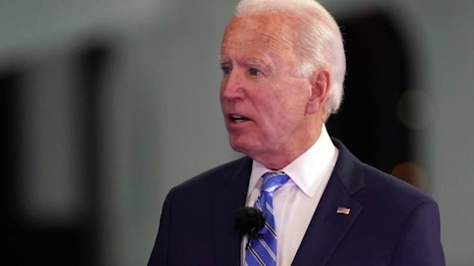 NBC town hall faces criticism from some political reporters for being a 'Biden infomercial'