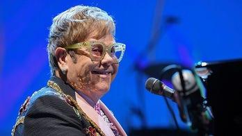 Elton John to host 鈥楩OX Presents the iHeart Living Room Concert for America鈥� to benefit coronavirus charities