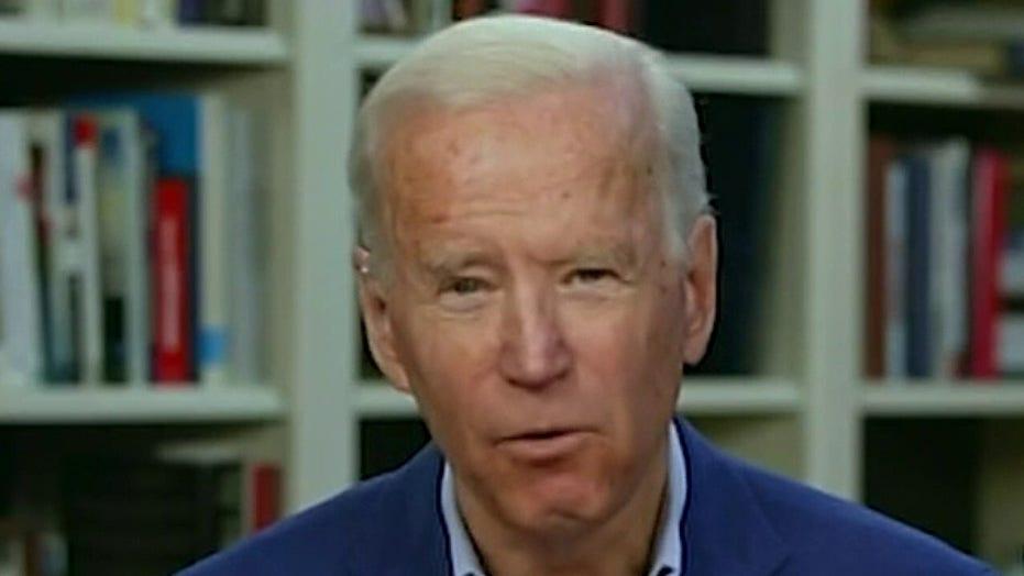 Homebound Joe Biden continues his stumbling presidential campaign