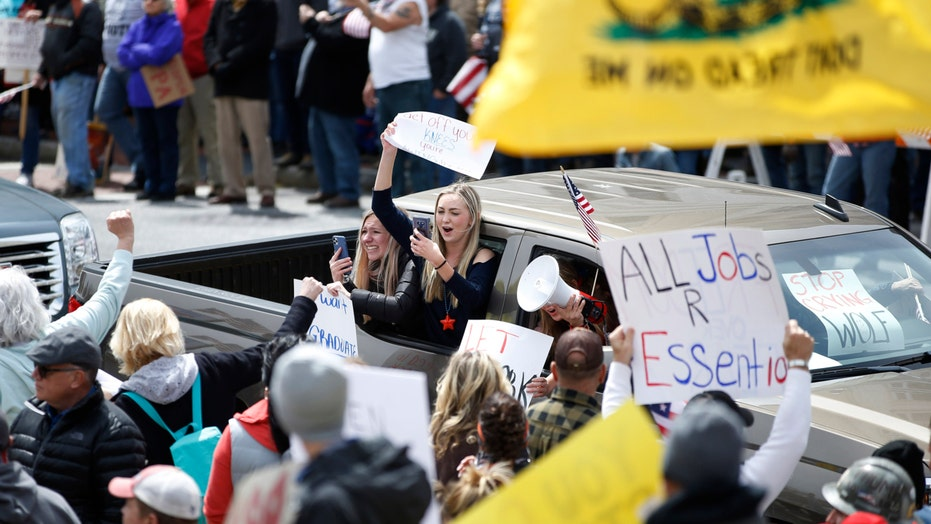 Rep. Kildee: Protesters looking to get back to normal