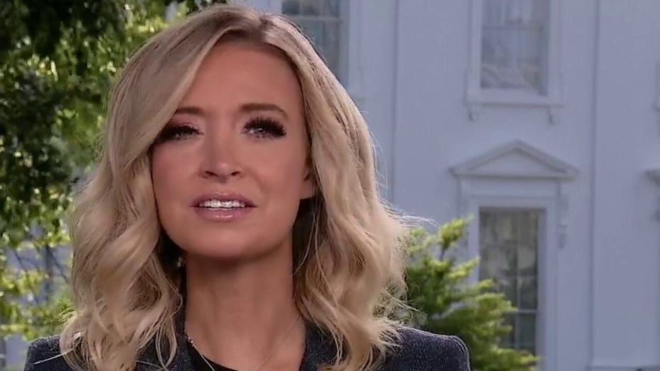 Kayleigh McEnany: Trump has no interest in China trade talks