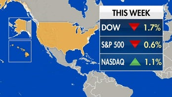 Dow down for 4th consecutive week; New homes flying off the market