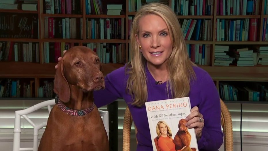 Dana reads 'Let Me Tell You About Jasper'