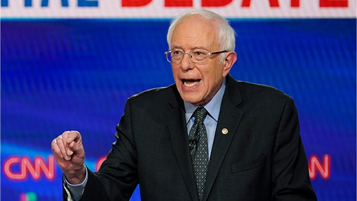 2020 in 60: Bernie Sanders denies report that he plans to withdraw from presidential race