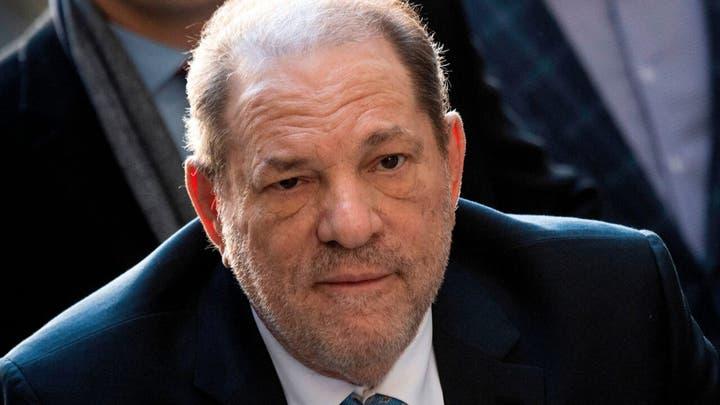 Celebrities react to Harvey Weinstein's prison sentence