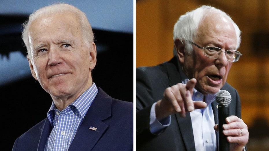 Biden, Sanders battle for working-class voters ahead of Michigan primary