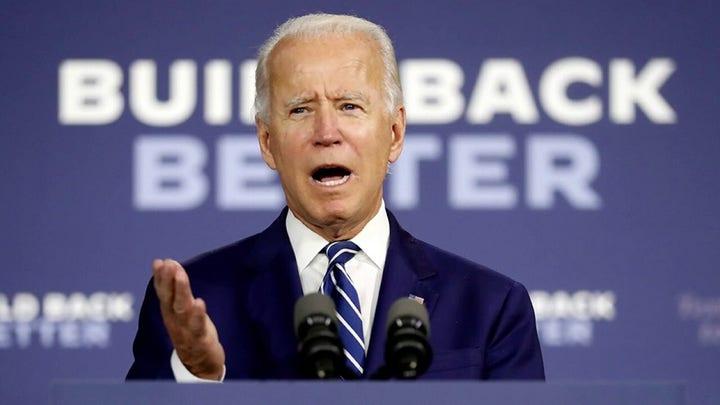 Biden to resume in-person campaigning, vows to debate Trump