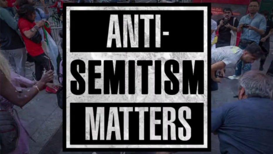 Ingraham: Left ignores wave of anti-Semitic hate crimes