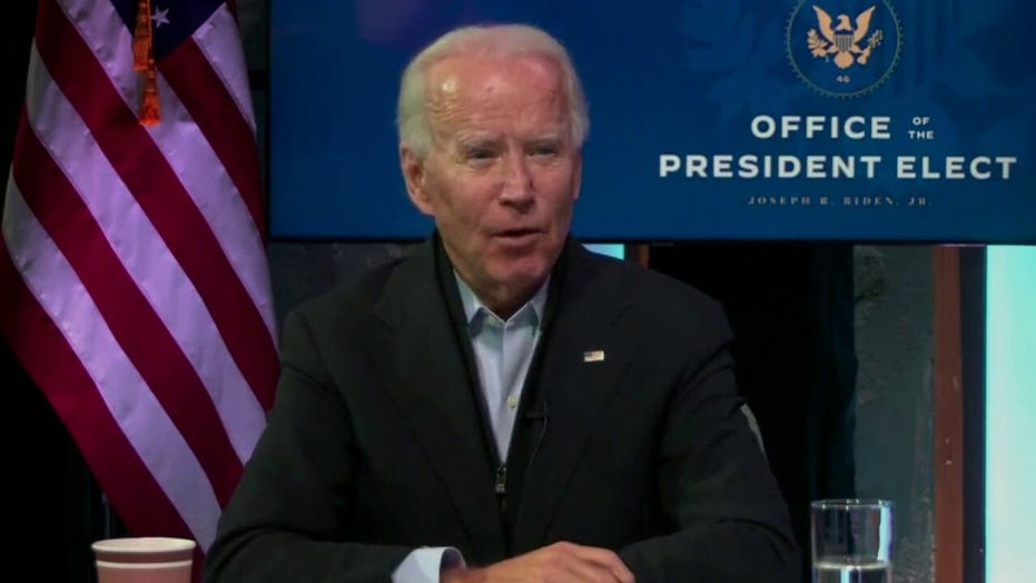 Biden warns of another 200K dead from COVID by inauguration