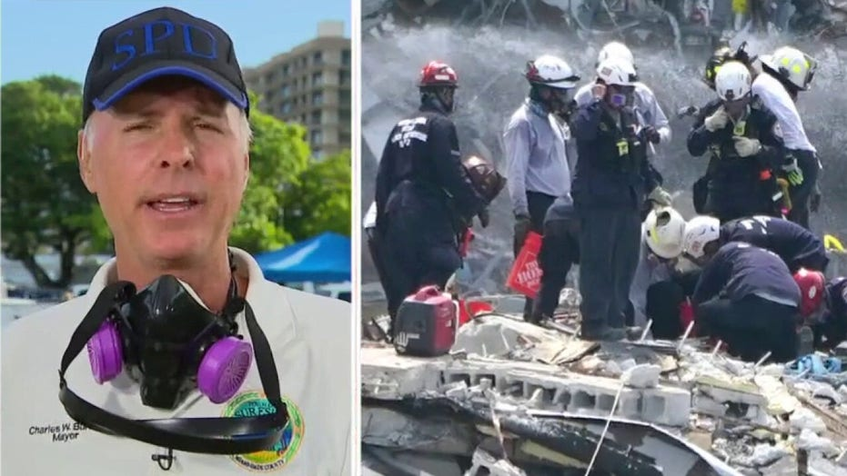 Florida family gets 16 calls from grandparents who remain unaccounted for in condo collapse