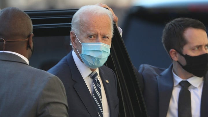 Biden continues to ignore the science: Dr. Saphier