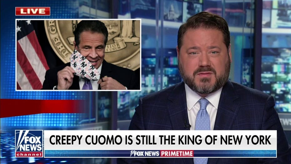 Cuomo has a 'pattern of inappropriate sexual conduct'