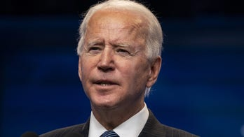 Biden pre-selects reporters he will take questions from at first press conference