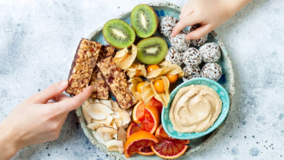 Coronavirus: How to maintain healthy snacking habits from home