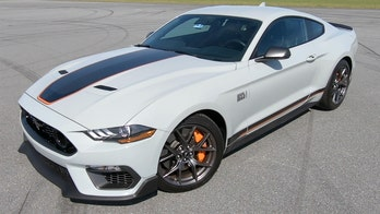 Test drive: 2021 Ford Mustang Mach 1