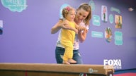 Children's gymnastics gym in Chicago adapts following coronavirus pandemic