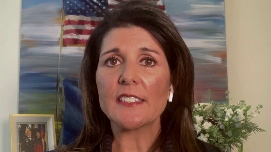 Nikki Haley: Biden should keep Trump's foreign policy regarding China, Middle East and murderous dictators