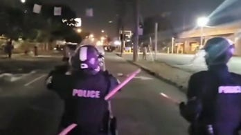 Ted Williams: we watched the country we love imploding internally with police officers being shot