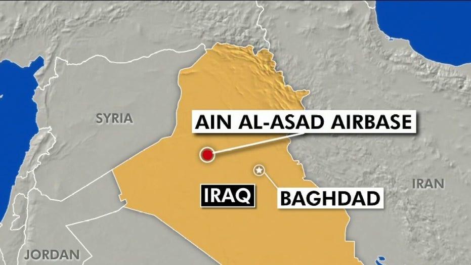 Pentagon reports no US causalities following rocket attack on Iraqi base