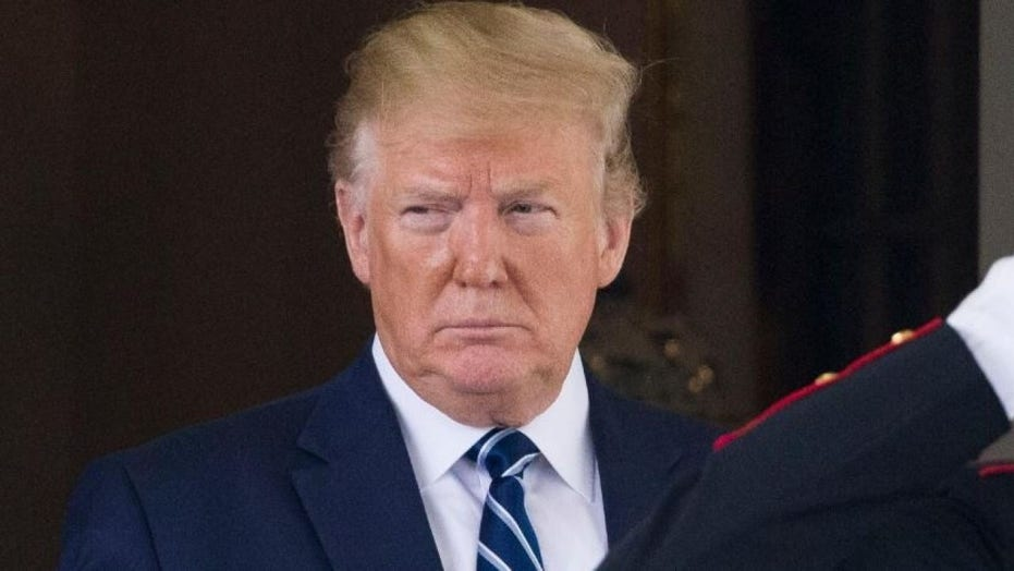 Donald Trump on border crisis: Democrats are bringing violence from other countries, destroying the United States