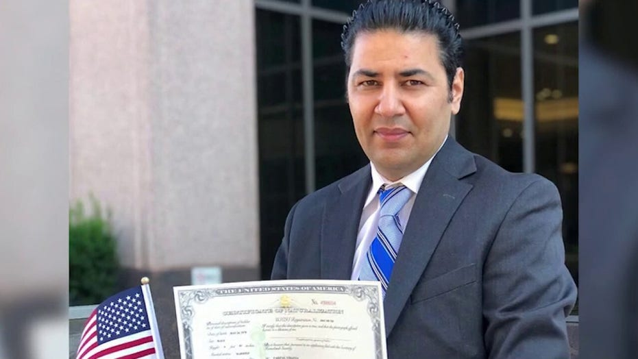 Former Afghan combat translator becomes US citizen