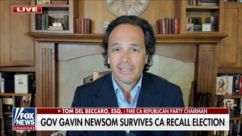 John Fund: California Dems strike back – future recalls will face blowback in state's One Party Empire