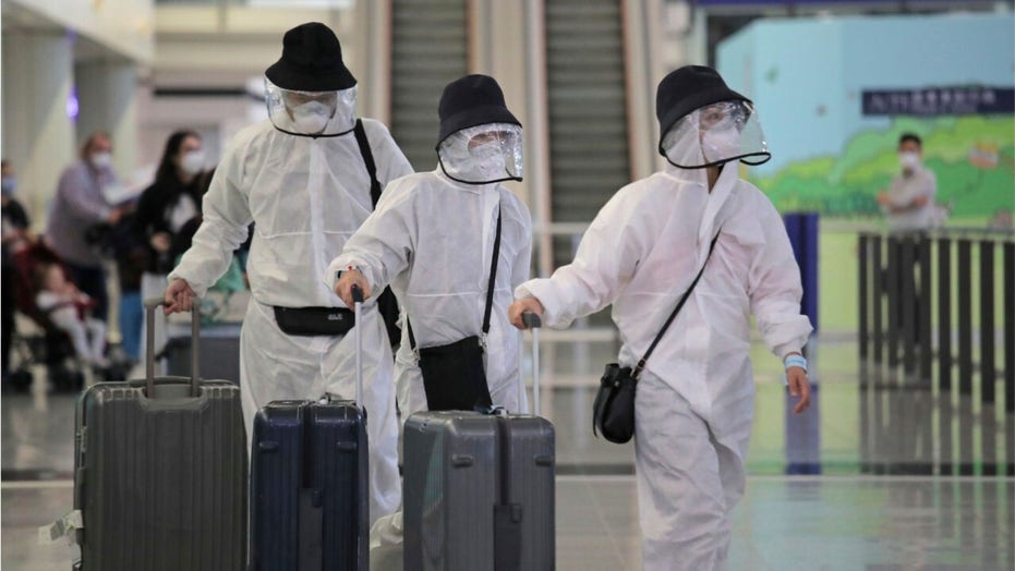 Hong Kong coronavirus battle includes banning all touring arrivals, halting alcohol sales