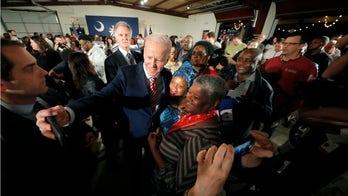 Biden's firewall cracks: Black support for ex-VP plunges, polls show
