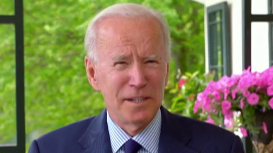 Joe Biden emerges from the basement to bumble his way through another virtual event