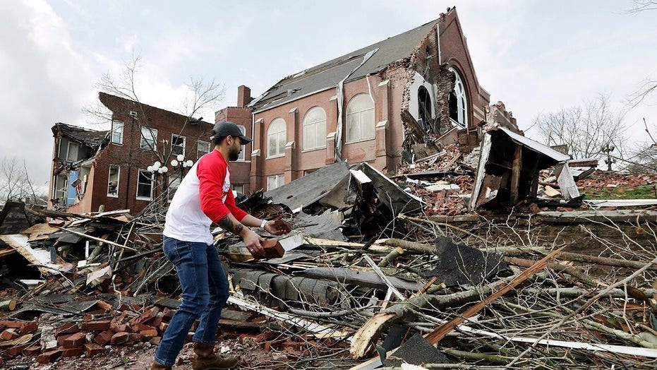 Homes, businesses left in ruins as tornado death toll climbs in Nashville