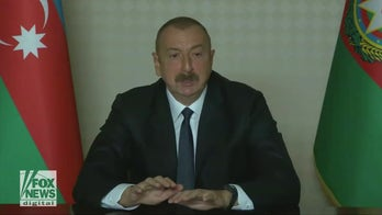 President of Azerbaijan on the potential of a cease-fire with Armenia