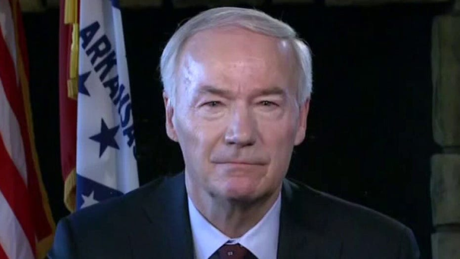 Arkansas Gov. Hutchinson, who prosecuted Clinton impeachment, says impeaching Trump again was wrong move