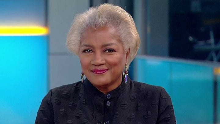 Donna Brazile: Not the time to end debate, Sanders, Biden should discuss big issues in our country together
