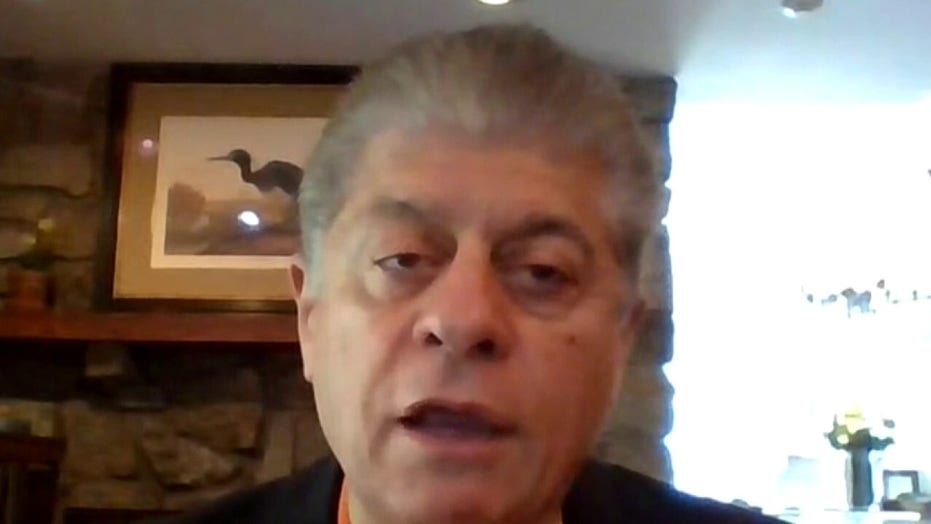 Judge Napolitano: 'All of these lockdown orders are unconstitutional'