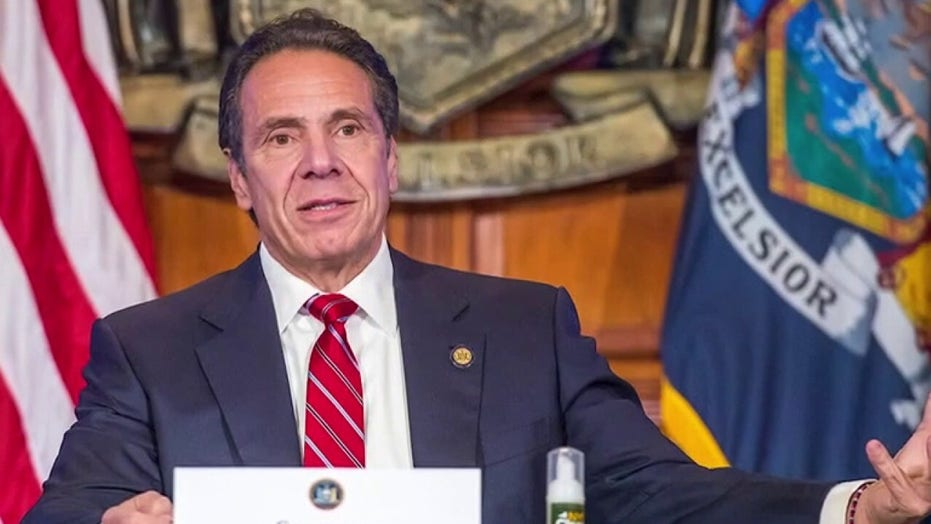New York lawmaker says 'walls are closing in' on Cuomo, calls for resignation