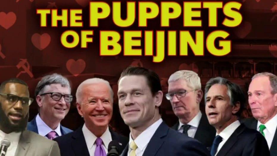 Ingraham: Leftist elites are 'puppets of Beijing', scared to upset China