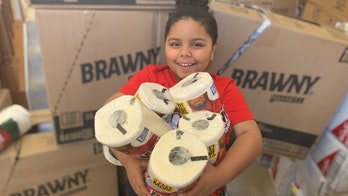 7-year-old creates a food pantry for his community during the coronavirus outbreak