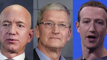Tech issues delayed Big Tech hearing as Apple, Amazon, Google, Facebook awaited grilling