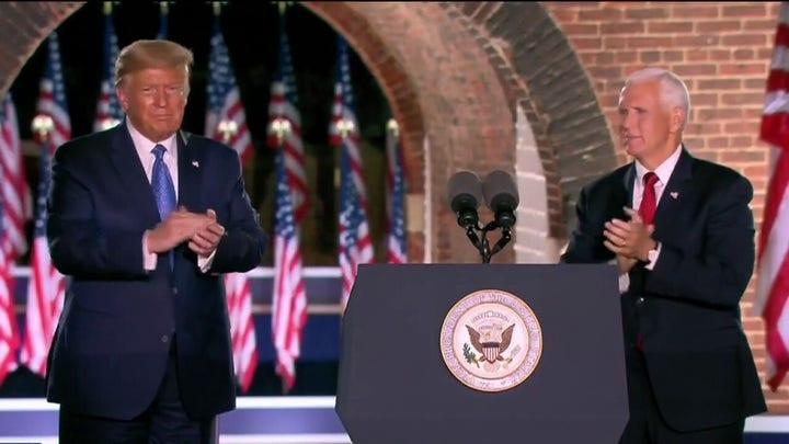 Chris Wallace: Pence made strong case for Trump, took apart Biden's record