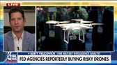 Former military intelligence analyst rips Biden admin for buying Chinese drones