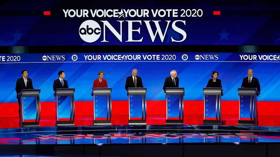 2020 Democrats take the debate stage following messy Iowa caucuses