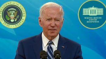 Biden stumbles his way through prepared remarks yet again
