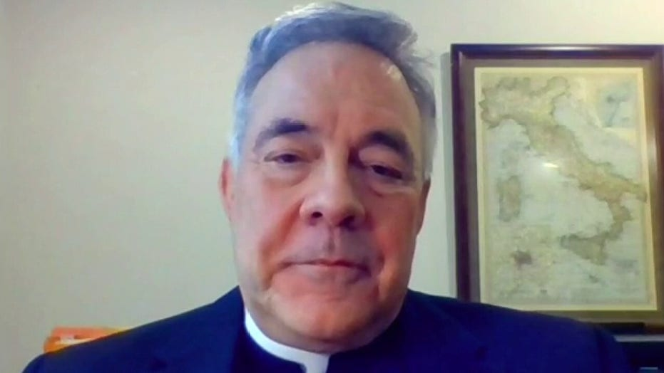 Father Sirico: What goes on in churches is less intimate than a tattoo parlor